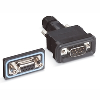 Conector impermeable DB (Panel)