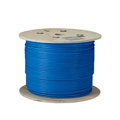 CAT6A F/UTP 650-MHz Bulk Cable, PVC, Solid