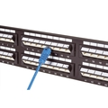Patch panel con puerto angulado CAT5e