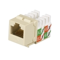 GigaTrue2 UTP Cat6 Keystone Jack - 110 Punchdown Type