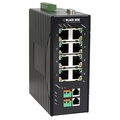 10/100M Hardened Ethernet Extender Switch, 8-Port + VDSL