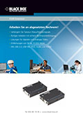 KVM Extension Brochure
