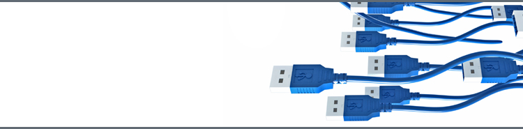 Selector de productos USB de Black Box